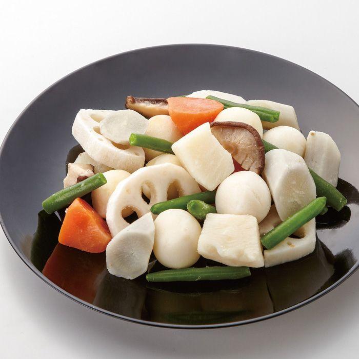 オーガニック煮物用野菜ミックス