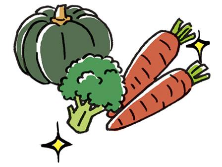 シュガーレディの冷凍野菜は安心・安全