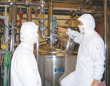 定期的な工場監査の実施