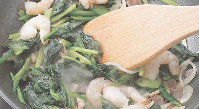 冷凍野菜のメリット